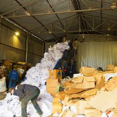 уничтожение документов курган